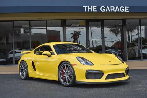 2016 Porsche Cayman for sale in Doral FL