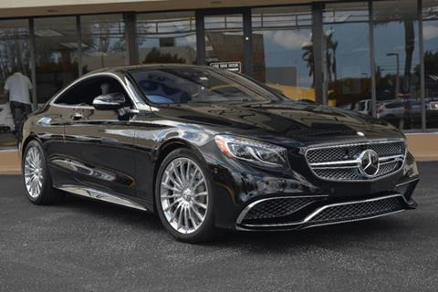 2015 Mercedes-Benz S-Class for sale in Doral, FL