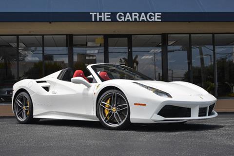 2018 Ferrari 488 Spider for sale in Doral, FL