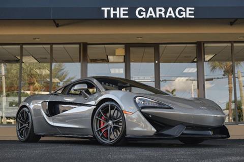 2017 McLaren 570S for sale in Doral, FL