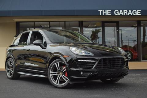 2014 Porsche Cayenne for sale in Doral FL