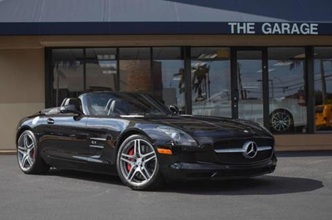 2012 Mercedes-Benz SLS AMG for sale in Doral FL