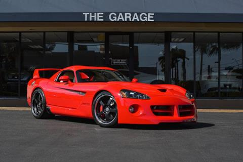2009 Dodge Viper for sale in Doral FL