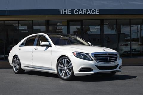 2014 Mercedes-Benz S-Class for sale in Doral, FL