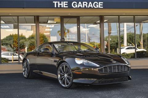 2012 Aston Martin Virage for sale in Doral, FL