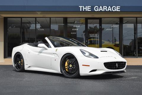 2011 Ferrari California for sale in Doral, FL