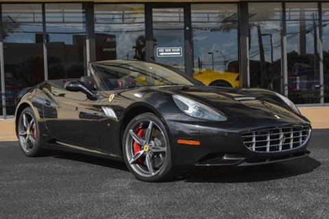 2014 Ferrari California for sale in Doral, FL