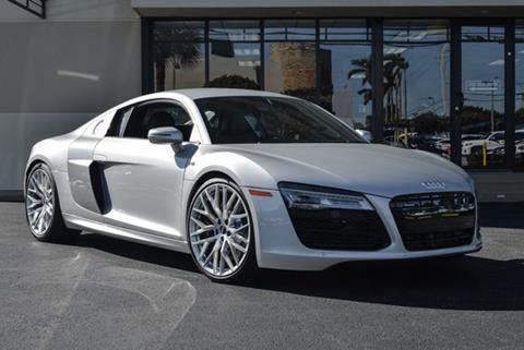 2014 Audi R8 For Sale In Doral, FL