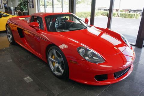 2005 Porsche Carrera GT for sale in Doral, FL