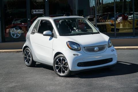 2017 Smart fortwo for sale in Doral, FL