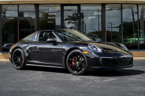 2019 Porsche 911 for sale in Doral, FL
