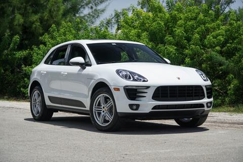 2018 Porsche Macan for sale in Doral, FL