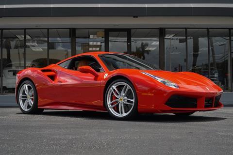 2019 Ferrari 488 GTB for sale in Doral, FL