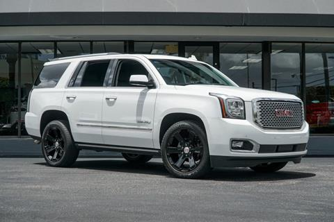 2015 GMC Yukon for sale in Doral, FL