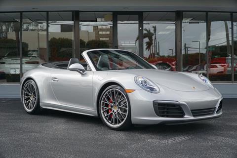 2017 Porsche 911 for sale in Doral, FL