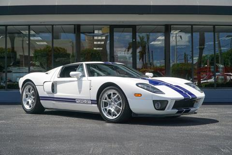 Ford Gt40 Replica For Sale >> 2005 Ford Gt For Sale In Doral Fl