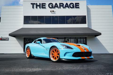 2017 Dodge Viper for sale in Doral, FL
