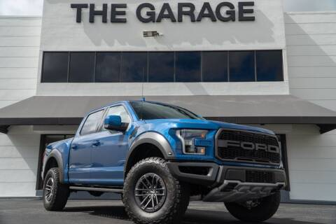 2020 Ford F-150 for sale at The Garage in Doral FL