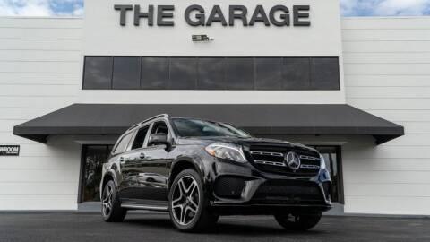2018 Mercedes-Benz GLS GLS 550 for sale at The Garage in Doral FL