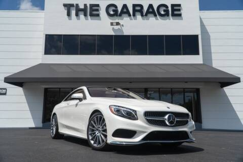 2017 Mercedes-Benz S-Class S 550 4MATIC for sale at The Garage in Doral FL