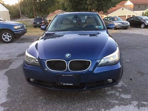 2004 BMW 5 Series for sale in Carlisle, PA