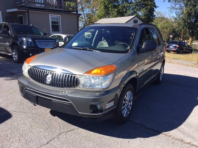 Used 2002 Buick Rendezvous for sale - Pricing