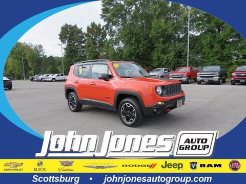 2017 Jeep Renegade for sale in Scottsburg, IN
