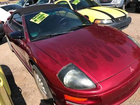 2001 Mitsubishi Eclipse Spyder for sale in Wichita, KS