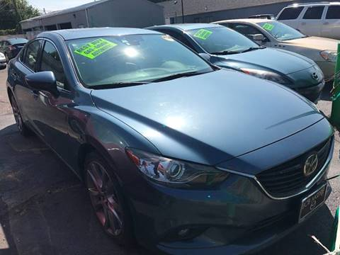 2014 Mazda MAZDA6 for sale in Wichita, KS
