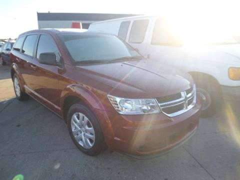 2014 Dodge Journey For Sale In Kansas