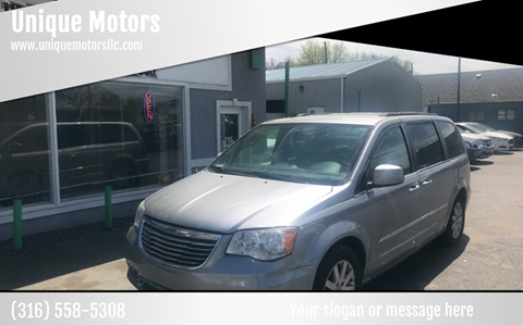 2014 Chrysler Town and Country for sale in Wichita, KS