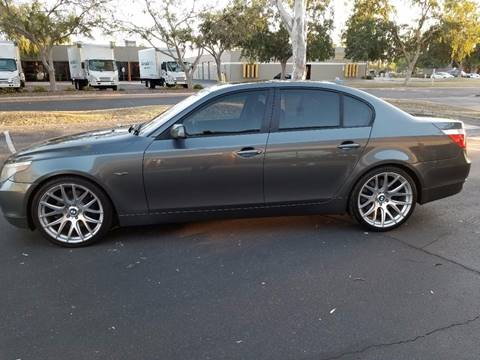 2007 BMW 5 Series for sale in Tempe AZ