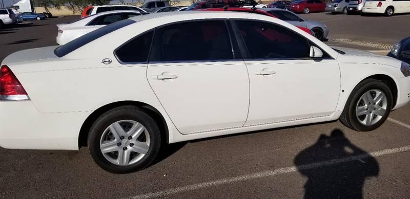 2008 Chevrolet Impala For Sale At Greenlight Auto Broker In Tempe AZ