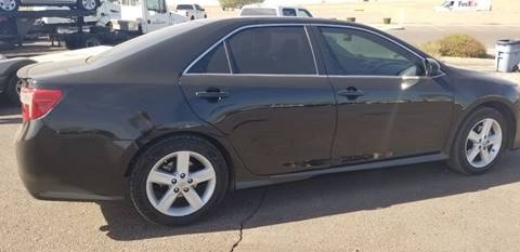 2014 Camry Se For Sale >> Toyota Camry For Sale In Tempe Az Greenlight Auto Broker