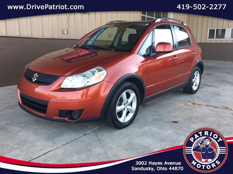 2008 Suzuki SX4 Crossover for sale in Sandusky, OH