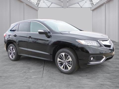2017 Acura RDX for sale in Chattanooga, TN