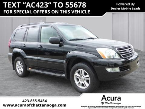 2006 Lexus GX 470 for sale in Chattanooga, TN