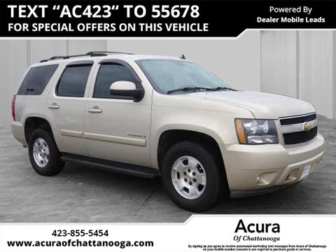 2007 Chevrolet Tahoe for sale in Chattanooga, TN