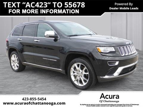 2014 Jeep Grand Cherokee for sale in Chattanooga, TN