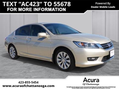 2014 Honda Accord for sale in Chattanooga, TN