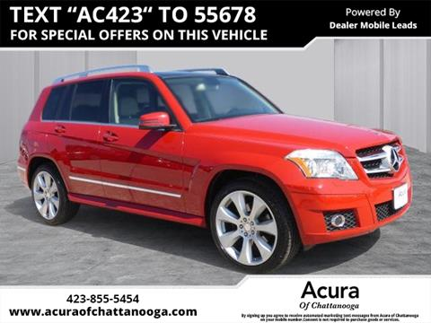 2010 Mercedes-Benz GLK for sale in Chattanooga, TN