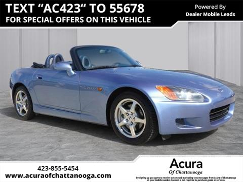 2002 Honda S2000 for sale in Chattanooga, TN