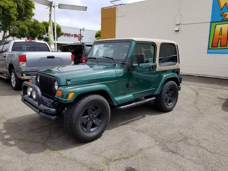 2000 Jeep Wrangler For Sale At Imports Auto Sales U0026 Service In Alameda CA