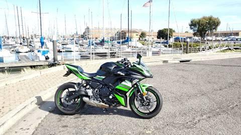 Kawasaki Ninja 650 For Sale in Alameda, CA - Imports Auto