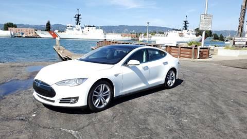 2013 Tesla Model S for sale in Alameda, CA