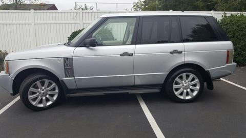 2007 Land Rover Range Rover for sale in Fayetteville, NC