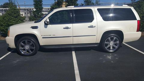 2007 Cadillac Escalade ESV for sale in Fayetteville, NC