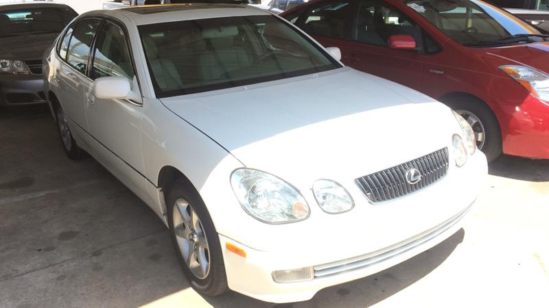 2003 Lexus GS 300 For Sale At Ronu0027s Auto Sales In Mobile AL