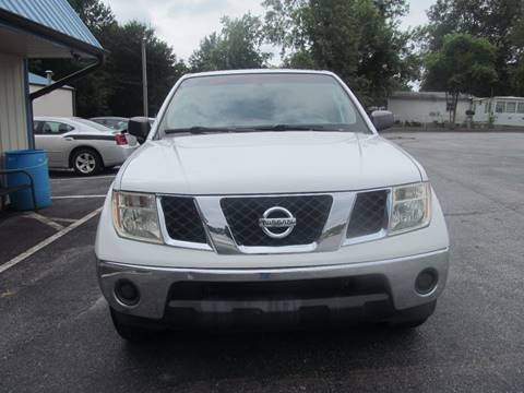 2008 Nissan Frontier for sale in Chesnee, SC