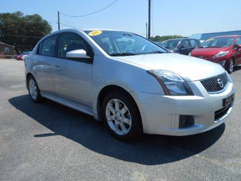 2011 Nissan Sentra for sale in Chesnee, SC